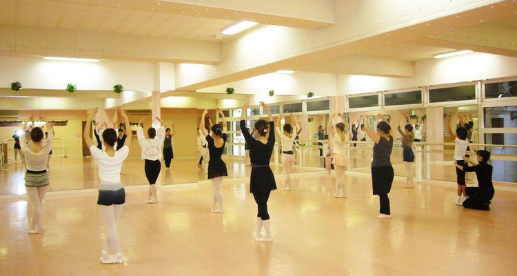 ジョイ・バレエ ストゥーディオ 本部スタジオ教室